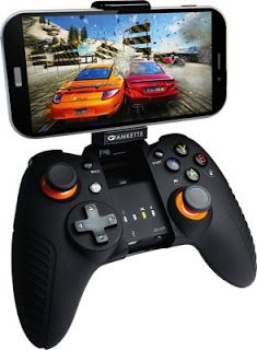 Amkette launches Evo Gamepad Pro game controller for Android phones & tablets - Videos. #Android #Google @MyAppsEden  #MyAppsEden
