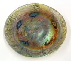 Tiffany Art, Tiffany Glass, Studio Lamp, Louis Comfort Tiffany, Lily Pond, Lamp Bases, Lamp Design, Plates On Wall, Candlesticks