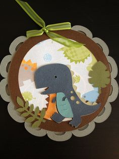 Dino- by Nancy Hopkins