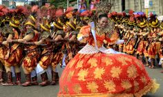 Activities (currently underway) for Cebu City's Sinulog Festival. Something positive for the Filipino people to revel in after the tragedy of Typhoon Haiyan. http://www.lonelyplanet.com/philippines/the-visayas/cebu-city