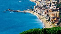 Naxos, Sisilia - Italia