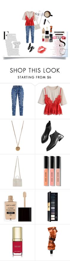"""""""Do what you gotta do. But know you gotta change. Try to find a way to make it out the game"""" by lalaloveamanda11 ❤ liked on Polyvore featuring Chicwish, Native Gem, MAC Cosmetics, Yves Saint Laurent, Bobbi Brown Cosmetics, Wet n Wild, John Lewis, Dolce&Gabbana and Aesop"""