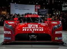 A Gratuitous Gallery Of The Nissan GT-R LM NISMO Le Mans Prototype