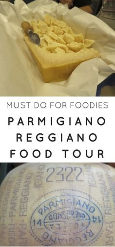 If you love food and learning about where it comes from Parmigiano Reggiano Food Tour in Parma Italy is a must do.