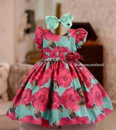Ideas For Crochet Baby Dress Fancy African Dresses For Kids, Little Girl Dresses, Girls Dresses, Flower Girl Dresses, Fashion Kids, Mommy Daughter Dresses, Baby Girl Dress Design, Crochet Dress Girl, Crochet Baby