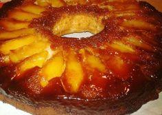Torta invertida de manzana - Taringa!
