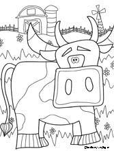 Awesome Doodling Coloring Pages