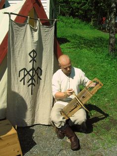 "Wardruna | Norwegian ""..a musical project based on Nordic spiritualism and the runes of the Elder Futhark."" -- Wikipedia http://vegvisir.blogg.no/"
