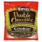 Nana's Cookies Double Chocolate Cookie (12x3.5 Oz)