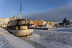 Helsinki, Finland - Frozen Sea