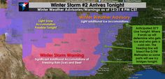 Winter Storm Ramps Up Tonight; Roads in Bad Shape out West  A Winter Storm Warning is in effect tonight through Thursday morning across the Permian Basin, Concho Valley, the Hill Country, and western North Texas. This includes Van Horn, Fort Davis, Fort Stockton, Odessa, Midland, Big Spring, Del Rio, Sonora, San Angelo, Snyder, Abilene, Brownwood,... Read the whole article at http://texasstormchasers.com/?p=34202 - David Reimer