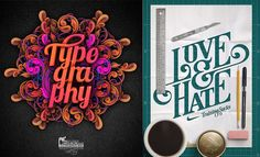35 Creative Typography Design Master pieces for your inspiration - Typography Design Modelling Creative Typography Design, Typography Poster, Layout Inspiration, Graphic Design Inspiration, Typographie Inspiration, Graphic Design Brochure, Print Design, 3d Design, 3 D
