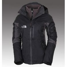 The North Face Gore-Tex 3 in 1 Triclimate Jacket Black for Women