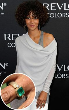 halle berry engagement ring | Celebrity Engagement Rings - Celebrity Engagement Rings - Page 5 ...