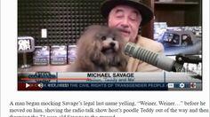 Radio Talk Show Host Michael Savage Attacked At San Francisco Restaurant