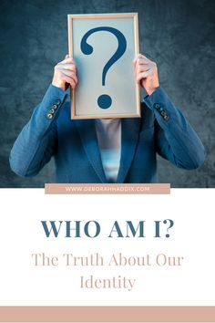 Who Am I? It's an important question, and one many of us are seeking the answer to. But do the answers we find point us in the right direction? Christian Post, Christian Women, Women Of Faith, Faith In God, Bible Verses About Love, Biblical Womanhood, Strong Faith, Identity In Christ, Life Is Hard