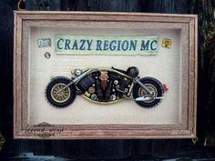 Мотоцикл  #авто #байк #стимпанк #мотоцикл