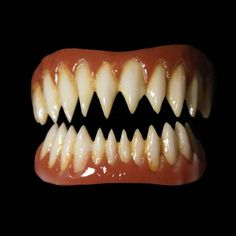 Pennywise Teeth - Dental Distortions custom fit rigid teeth