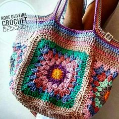 How To Crochet A Shell Stitch Purse Bag - Crochet Ideas Bag Crochet, Crochet Market Bag, Crochet Shell Stitch, Crochet Handbags, Crochet Purses, Love Crochet, Crochet Granny, Crochet Gifts, Purse Patterns