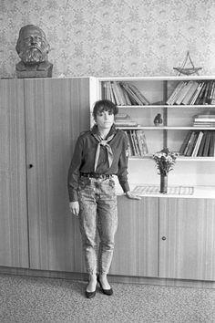 https://flic.kr/p/sgTAEq   DDR Pionierleiterin,DDR FDJ ,DDR Schulmuseum