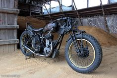 1936 BSA W32-6 | Red Hot Motorcycles