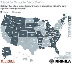 Right-to-Carry-in-State-Parks-Map