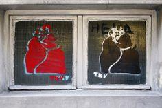 Beogradski grafiti.: TKV / Vračar #Beograd #Belgrade #Graffiti #Grafiti #StreetArt