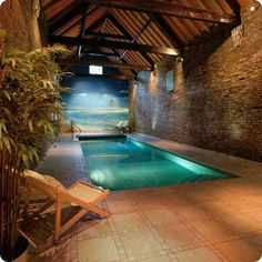 22 Amazing Indoor Pool Inspirations For Your Home