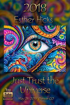 Abraham Hicks NEW 2018 💑 Just Trust the Universe ( Denver, CO 2018) KonpaLoa ₪₪₪₪ #AbrahamHicks #Universe #lawofattraction #youtube #video #LOA #KonpaLoa ₪₪₪₪₪₪₪₪₪₪₪₪₪₪₪₪₪₪₪ ✔ May 26, 2018 ✔