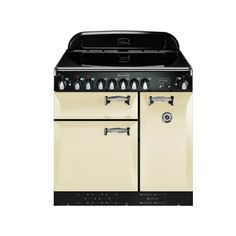 Rangemaster 89410 Elan 90cm in Cream. Call 01302 638805 for prices.