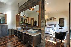 Megan Morris - http://meganmorrisblog.com/2015/01/master-suites-open-bathroom/