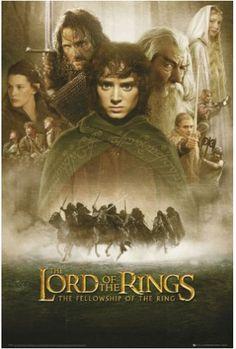 The Lord Of The Rings Classic Poster  //Price: $21.97 & FREE Shipping //     #BilboBaggins #lordoftherings #LOTR #thehobbit #hobbit #ExtendedEdition #Tolkien #Sauron #Smeagle #Frodo #myprecious #erebor # gandalfthegrey #filixkili #thehobbitanunexpectedjourney #radagastthebrown #theonering