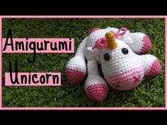 Amigurumi Unicorn Tutorial @Cheri Mcilrath Murphy guess what Tatum is getting for her birthday!!!