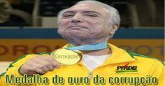 Dilma esculhamba Temer