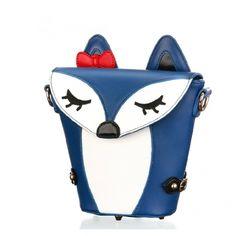 cute fox bag