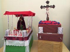Vísperas de Semana Santa en Reifs Maracena | Grupo Reifs Maracena