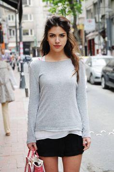 Basics Shorts & top Zara