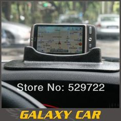 freeshipping! Wholesale big GPS stent / mobile phone car bracket / silicone navigation frame/Prevent slippery stents $6.99