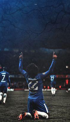 Girls Soccer, Soccer Fans, Soccer Players, Chelsea Wallpapers, Chelsea Fc Wallpaper, Chelsea Blue, Fc Chelsea, Best Football Team, Chelsea Football