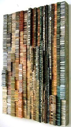 Stephen Walling (wood and acrylics)