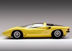 Concept Car(s) of the Week: Ferrari 250 P5 (1968) & Alfa Romeo Tipo 33/2 Coupe Speciale (1969) - Car Design News