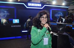 Livestreaming & Shoutcasting at the India Gaming Show. Day 1: Samsung.  PC: Samsung India #fashion #style #stylish #love #me #cute #photooftheday #nails #hair #beauty #beautiful #design #model #dress #shoes #heels #styles #outfit #purse #jewelry #shopping #glam #cheerfriends #bestfriends #cheer #friends #indianapolis #cheerleader #allstarcheer #cheercomp  #sale #shop #onlineshopping #dance #cheers #cheerislife #beautyproducts #hairgoals #pink #hotpink #sparkle #heart #hairspray #hairstyles…