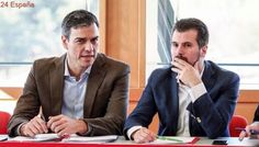 """Pedro Sánchez confía en """"la palabra"""" de Rajoy para impulsar la reforma de la Constitución"""