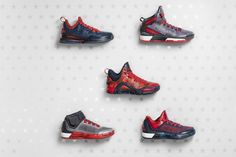 adidas Recognizes Military with Veterans Day Footwear Pack