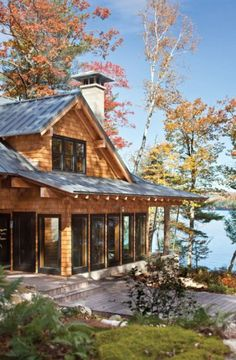 FEATURE Adirondack camp meets European chic on Kezar Lake. Forget about GPS and MapQuest. If you are going to get to the lakeside retreat of Charlotte and Pierre Vial, you are going to need old-fashioned help. To wit, the gracious … Continue reading →