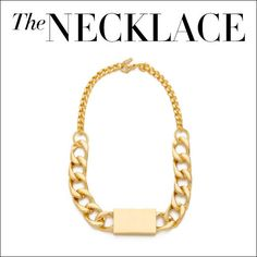 The New Basics: The Necklace