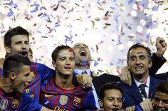 Copa del Rey Champs! #Barca #ViscaBarca