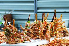 Seafood festival, Olhão, Algarve, Portugal