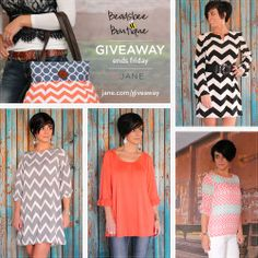 I just entered this awesome giveaway from Jane.com and Beadsbee Boutique! Be sure to enter for your chance to win!!!