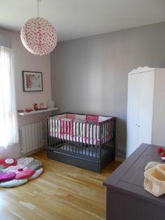 stickers décoration chambre enfant fille bébé papillons rose ...